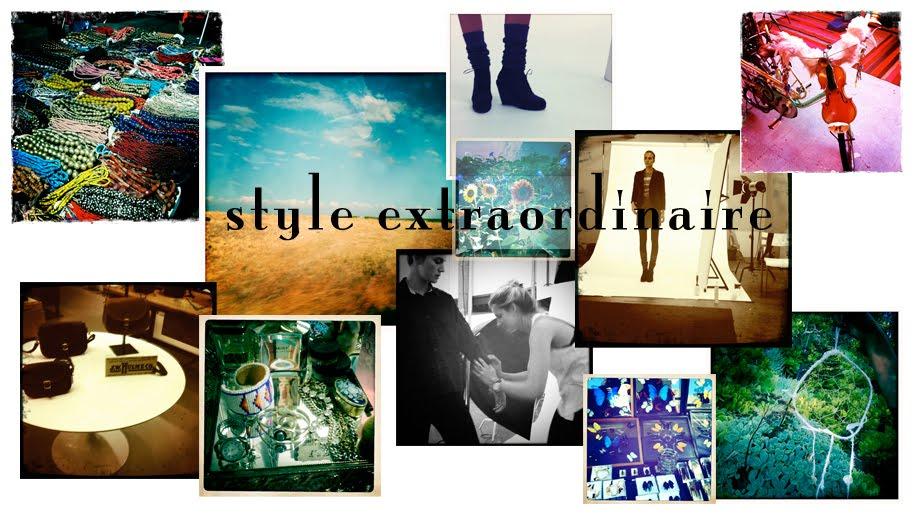 style extraordinaire