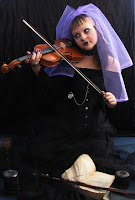 Romanian Goth Girl
