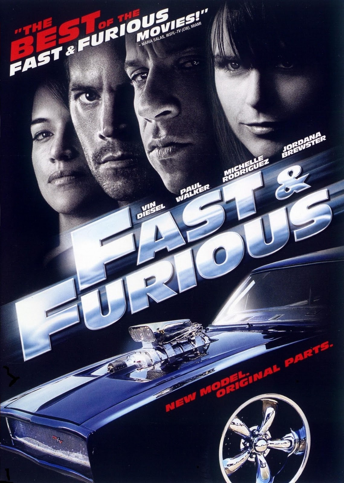 fast and fourous
