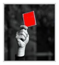 Cartão Vermelho!