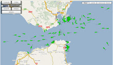 Localizar Navios na Net.