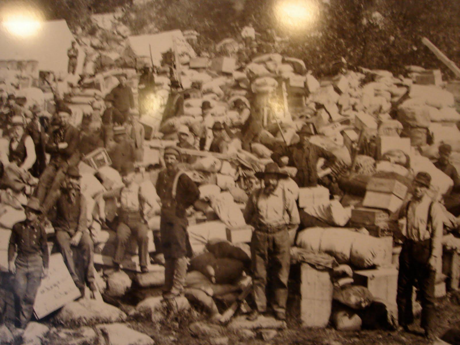 alaskan gold rush