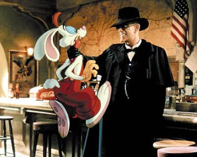 Who Framed Roger Rabbit (C) Disney