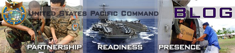 U.S. Pacific Command Blog