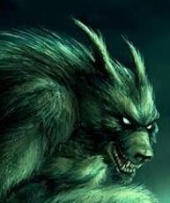 Warewolf verde