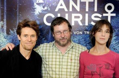 Charlotte Gainsbour, Willem Dafoe, Lars Von Trier
