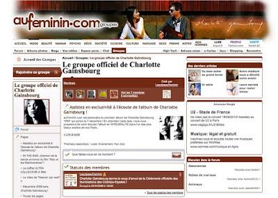 charlotte gainsbourg aufeminin.com