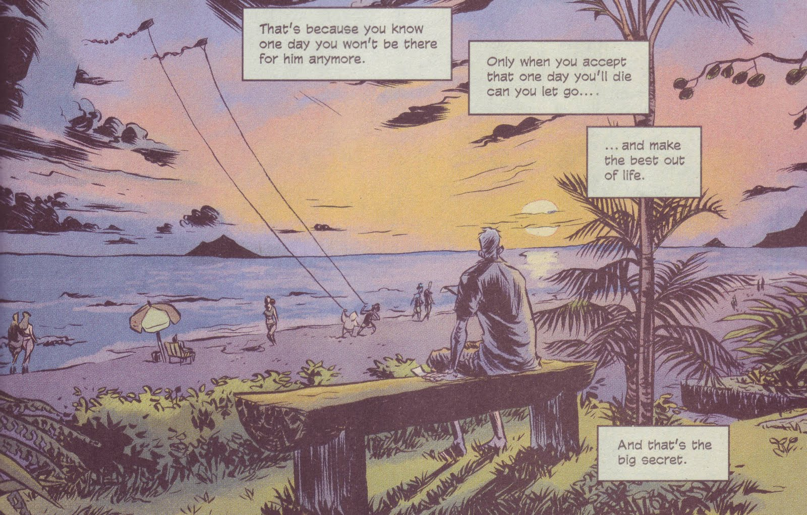 Daytripper, A Life Examined Part One: Introduction - Comics Bulletin