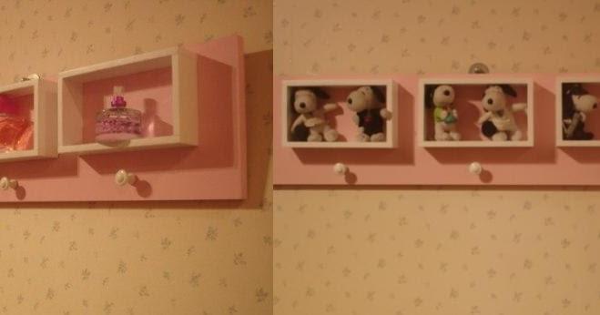 Estante perchero para ni os decoractual dise o y - Percheros pared infantiles ...