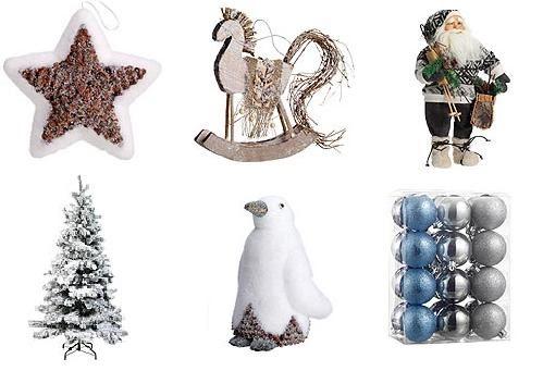Articulos para decorar navidad nevada decoractual for Adornos de navidad el corte ingles