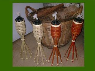 Antorchas para jardin decoraci n e iluminaci n for Antorchas jardin