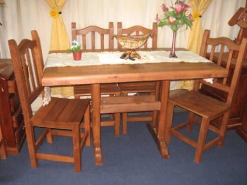 Muebles algarrobo modernos 20170812002634 Mueble de algarrobo modular