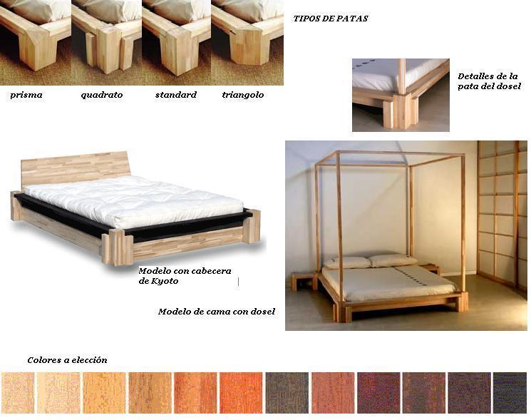 Hogar Decoración y Diseño: camas matrimoniales