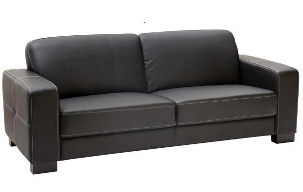 Sillones rinconeros y sofas en cuero estilo minimalista for Sofas modernos tapizados