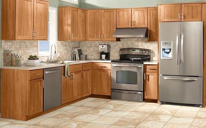 Como renovar una cocina con muy pocos gastos - Cocinas para pisos ...