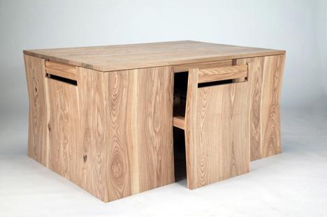 mesa de comedor con oculta sillas hogar decoracin y diseo va fotos worden noel