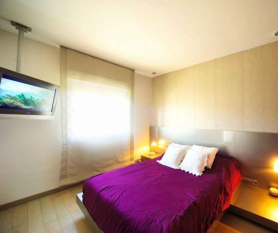 dormitorios rosas o p rpuras decoraci n fotos hogar