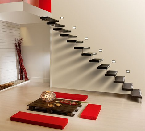 Disenos+bajo+las+escaleras+hogar+decoracion Estilo Oriental
