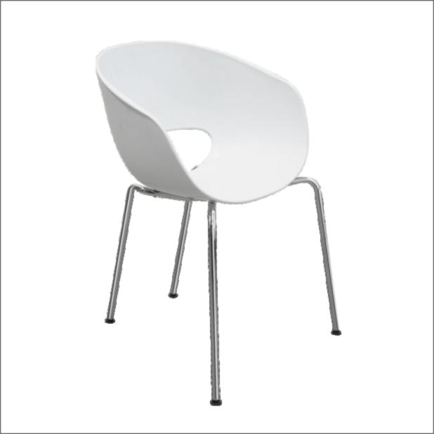 Modelos de sillas en pvc ca o pintado tapizadas en - Sillas de piso ...