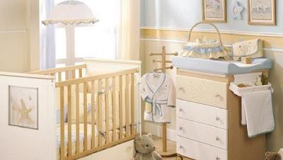 El embarazo ideas de como adornar el cuarto de tu bebe for Tablero del deco del sitio del bebe