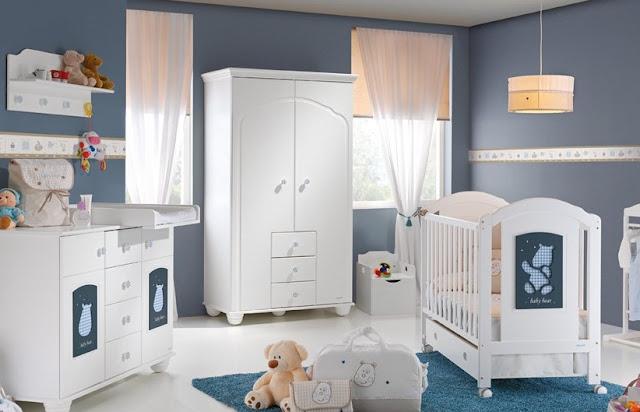 Dise os infantiles deco dormitorios - Baules para dormitorios ...
