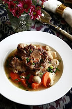 Malaysian Oxtail Soup