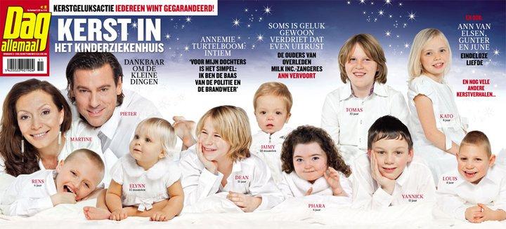 Uit het tijdschrift Dag allemaal van 21 december 2010