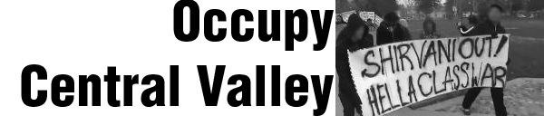Occupy Central Valley