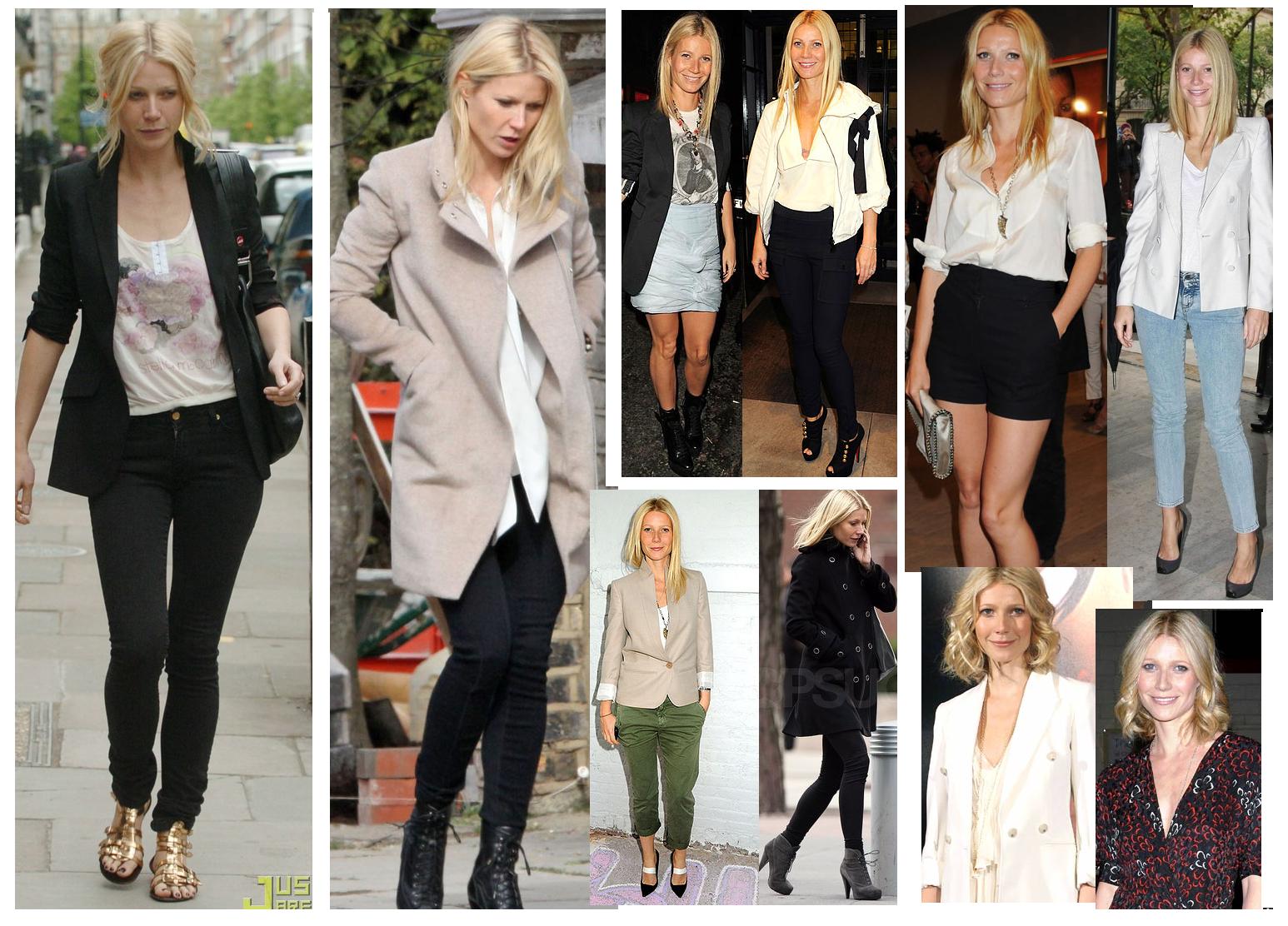 Style Icon: Gwyneth Paltrow