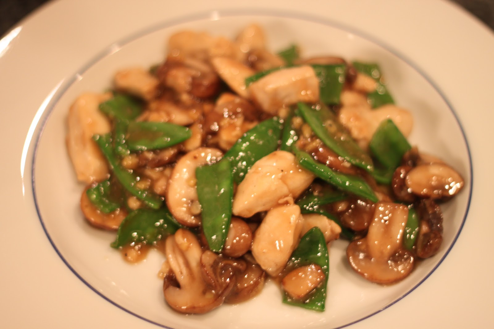 Good Clean Fun: Moo Goo Gai Pan