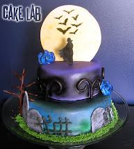 Zaco Cakes Dracula Cake