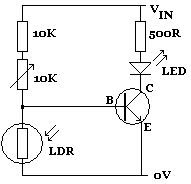Circuit Diagram Of Ldr - Free Vehicle Wiring Diagrams •