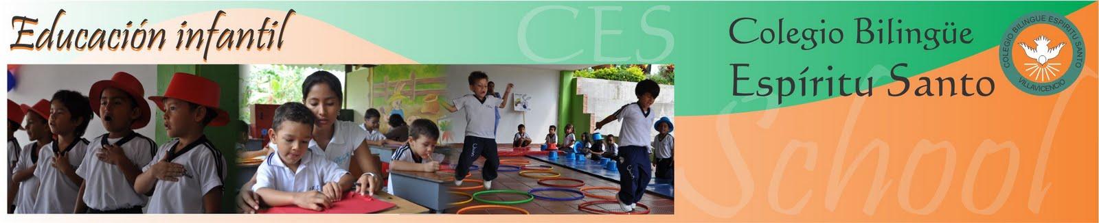 Educacion infantil CES