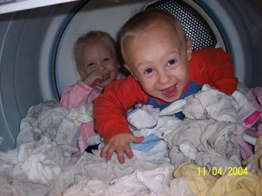 cam & tess in dryer