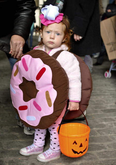 The cutest Halloween ever…