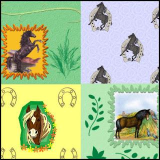 {Kits Digitais} Fazenda, Fazendinha - Página 3 Horse+Passion+paperzip
