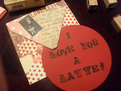 My Valentines Starbucks Cards Lark Amp Lola