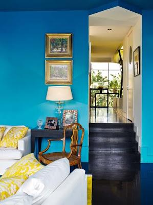 dekorasyonda renk kullanımı