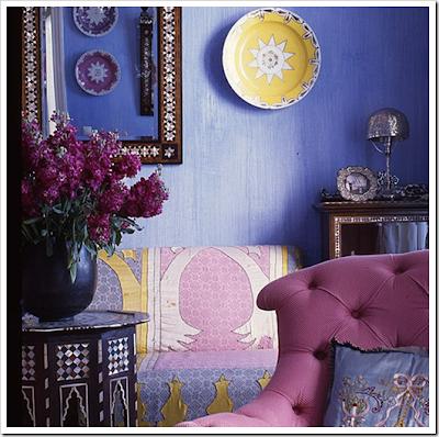 dekorasyon+renkler+ve+uyumu dekorasyonda renk kullanımı