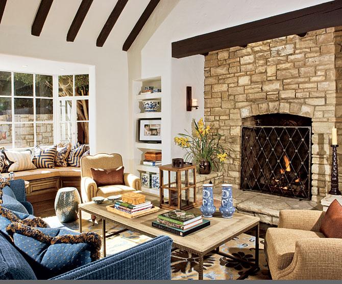 Ev dekorasyon hob mineler ve oturma odalar for 2 1 salon dekorasyonu