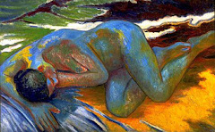 Desnudo Azul, 1908