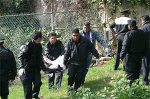 Estudiantes asesinados en el calvario de toluca deja en for Mural de prepa 1 toluca