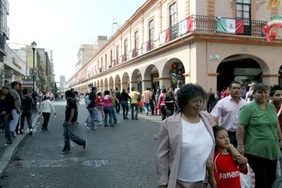 Un gran éxito cierre del centro de Toluca - Toluca Noticias