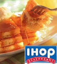 FREE PANCAKES AT IHOP ~ Now Thats Nifty