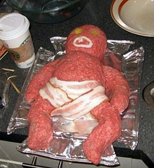 Mmmm, Meatloaf Baby ~ Now That's Nifty