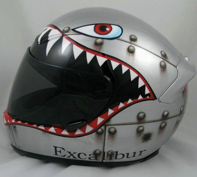 25 Cool Motorcycle Helmets Now That S Nifty