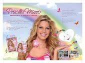 Cantora Infantil Priscilla Mazzo