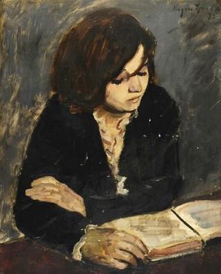 [Girl+reading]