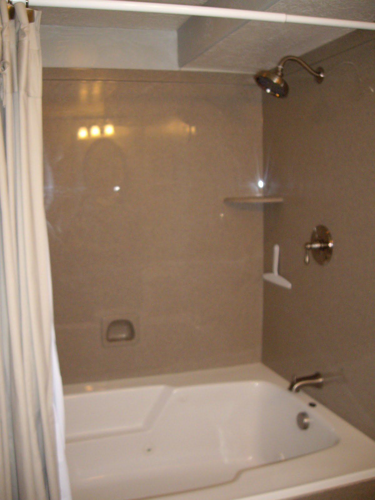 Shower Surround Finishes
