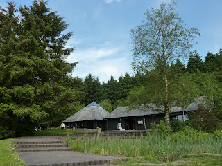 Bowland Visitors Centre at Beacon Fell